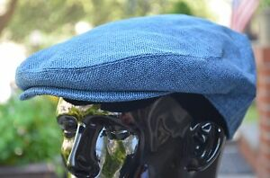 Details about 5 Colors 4 Sizes Men s Cool Summer Newsboy Flat Ivy Cap  Driving Cabbie Golf Hat 15c3b36a58b8