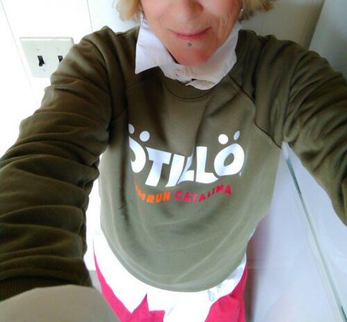 Women's OTILLO CATALINA ISLAND Fjallraven Sweatshi