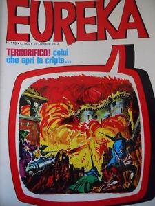 Eureka N°110 1973 - Charlie America Di Stan Lee & Tom Sutton - [g.127] Vente Chaude 50-70% De RéDuction