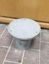 Kusel 8 Stainless Steel Floor Drain
