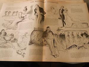 Les-Mauvaises-Conserves-Poires-Mauviette-Legumes-Becasse-etc-Print-Art-Deco-1906