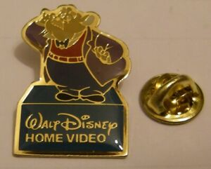 THE-GREAT-MOUSE-DETECTIVE-DAVID-Q-DAWSON-HOME-VIDEO-vintage-DISNEY-pin-Z4X