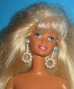 Barbie nude beach, valentine hot babe pinup