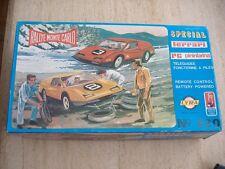 Vintage Ferrari PG Pininfarina Remote Control Toy. RARE 1960's - 1970's Toy.