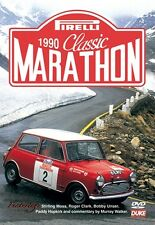 Classic Marathon Rally 1990 (New DVD) Commentary by Murray Walker Unser Clark