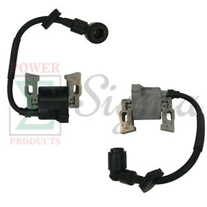Brand New 2 Set Of for Honda Left And Right Ignition Coils Fits GX670 24HP V Twin Engines