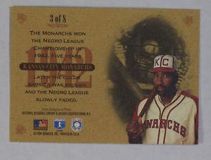 1942 kansas city Monarchs baseball card BU0420 combine shipping