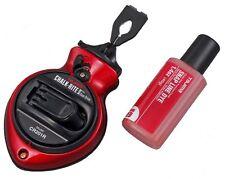 Tajima CR201R-PR Chalk-Rite II Extra Bold Snap Line with Triple Speed Rewind with Free Red Dye