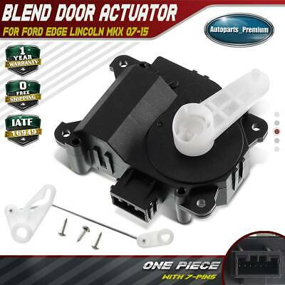 A-Premium HVAC Heater Blend Door Actuator Replacement for Ford Edge Lincoln MKX 2007-2015 Main Air Inlet Actuator