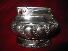 Vintage Ronson Crown Metal Table Lighter
