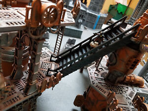 Warhammer-40K-Stairs-2-pack-Compatible-with-Sector-Mechanicus-and-many-others