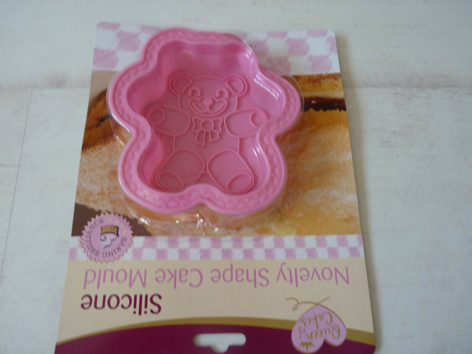 Teddy Bear Mould