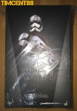 Hot Toys 1/6 Star Wars EP VII 7 The Force Awakens Captain Phasma Mms328