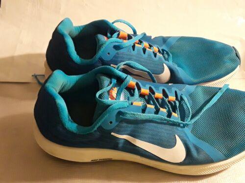 Size 12 Nike Running Shoe Slightly Used Blue - Dow