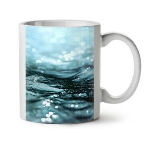 Life Nature Sea NEW White Tea Coffee Mug 11 oz | Wellcoda