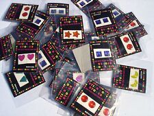 288 STICK-ON EARRINGS CARNIVALS, PARTY TOYS, FAVORS, VENDING TOYS