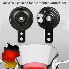 12V 105db Universal Motorrad Hupe Horn für Vespa Roller Mofa ATV Werkzeuge I3M4