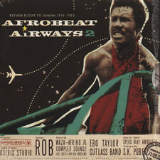 V.A. - Afro-Beat Airways Volume 2 (CD - 2013 - EU - Original)