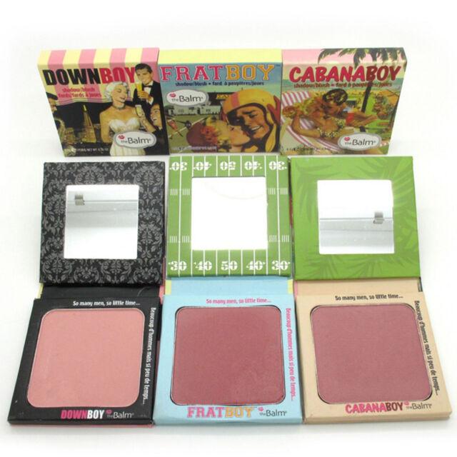 Makeup Blusher Powder Face Cabana Blush Flushed Palette Bronzer CyberMonday