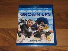 Grown Ups (Blu-ray/DVD, 2010, 2-Disc Set)