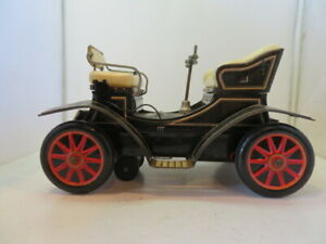 Vintage 1901 Tin Lizzie Style Toy Car