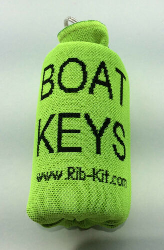 Floating Keyring Boat Jetski Yacht Outboard River Narrow boat Power Boat Sailing