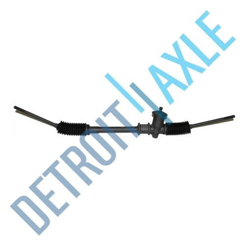 Complete Manual Steering Rack /& Pinion Assembly Eagle Dodge Mitsubishi Plymouth