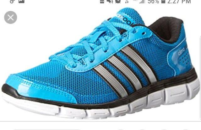 Mens Adidas climacool CC Fresh XJ Running Shoes Athletic Size 7 blue