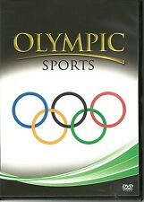OLYMPIC SPORTS DVD - ATHLETICS, SWIMMING & DIVING,CYCLING & MORE - Olympics
