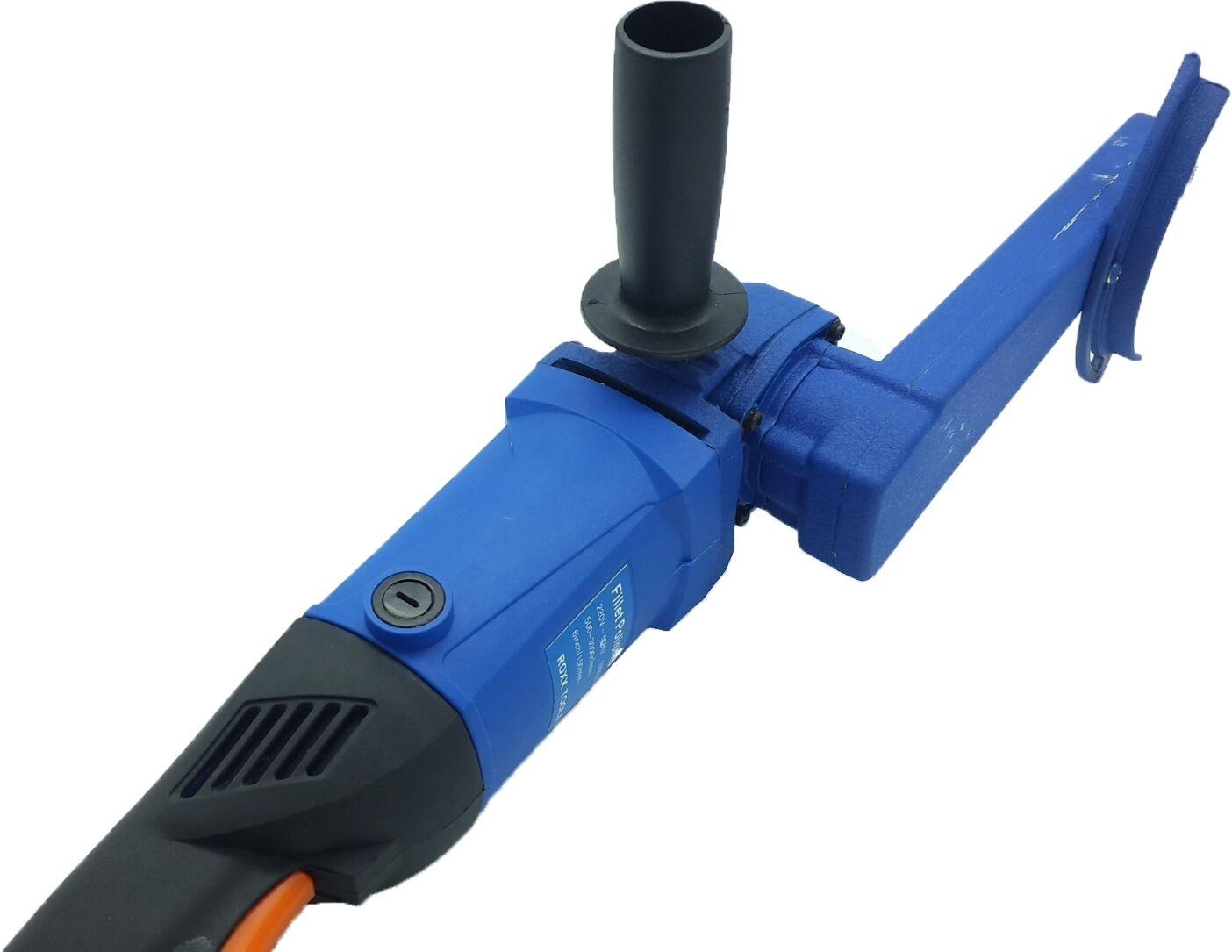 Fillet Corner Seam Weld 1000W HCG-6200 Grinder Polisher 6 Fillet Grinding Disc