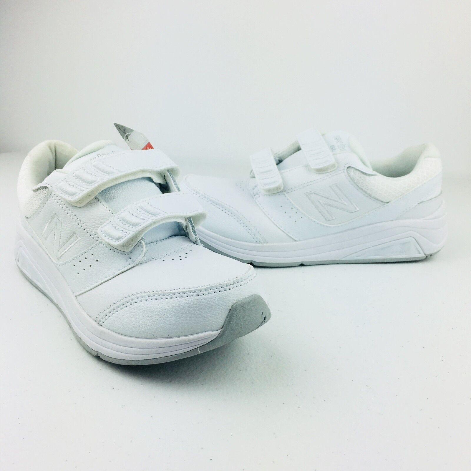 NEU Balance 928V2 WEISS Leder Wide Toe Strap Schuhes Sneaker Rollbar Walking 6