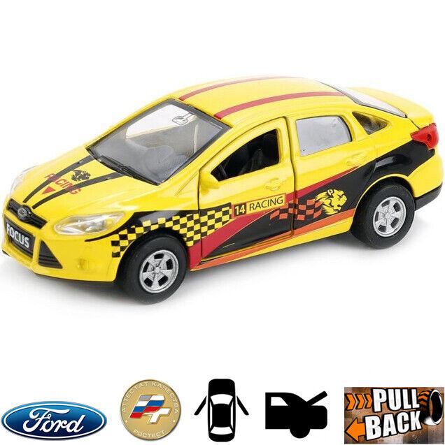 Model Cars For Sale >> Diecast Metal Model Car Ford Focus Sport Toy Die Cast Cars