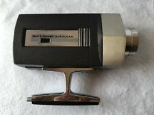 Vintage Bell & Howell Autoload Animation FOCUSTRONIC Super Clean Super 8 Camera