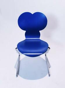 RARE-VINTAGE-PANTOFLEX-MICKEY-MOUSE-CHAIR-BY-VERNER-PANTON-FOR-VS-MOBEL