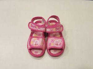 Bien éDuqué Sandalo Peppa Pig Rosa S11984 Lustre Brillant