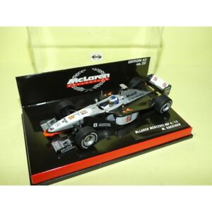 McLAREN-MP4-13-GP-1998-M-HAKKINEN-MINICHAMPS-1-43-1er