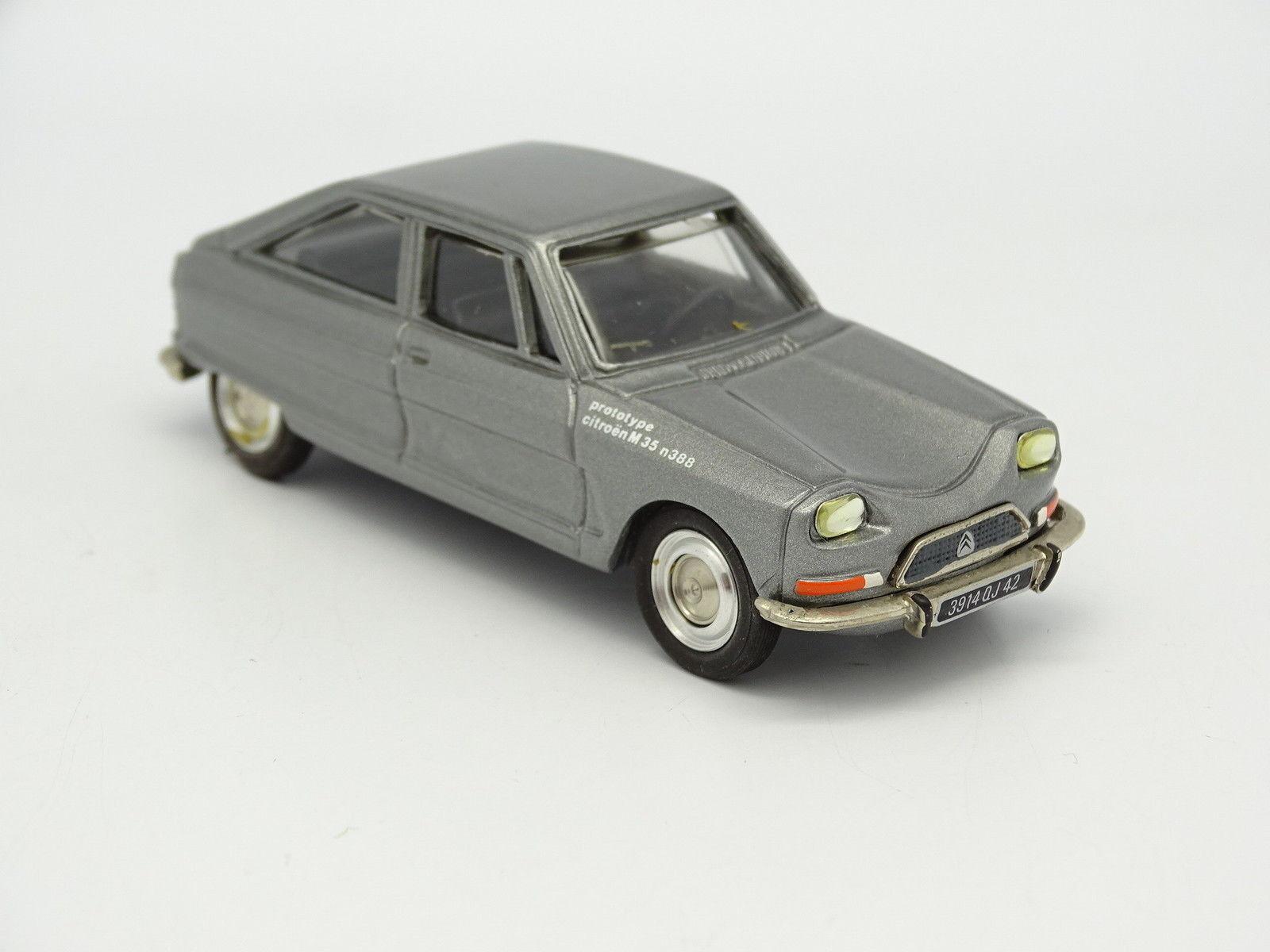 Minicar Plus Plus Plus Harz SB 1 43 - Citroen AMI 8 predotyp M35 1970 15ede7