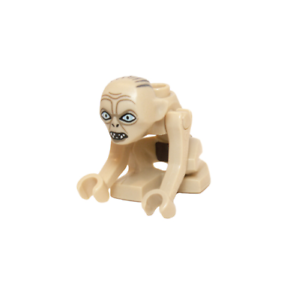 Narrow Eyes FROM SET 79000 THE LORD OF THE RINGS lor031 NEW LEGO Gollum