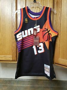 Details about Authentic Steve Nash Mitchell & Ness 96 97 Suns Jersey - Size: S - BRAND NEW!!!