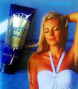 Vendita-ARTIC-SUN-COOL-sunbed-abbronzante-acceleratore-LOZIONE-CREMA-PLUS-Libero-Occhiali