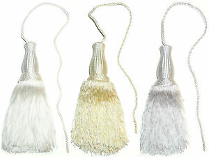 Image Is Loading BLIND PULL CORD WITH SILKY TASSEL LIGHTS BLINDS