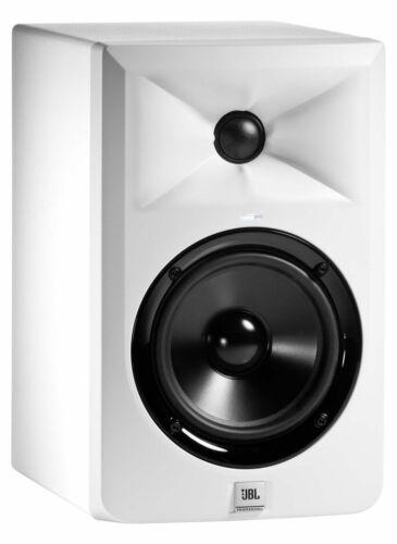 """JBL 305P MKII Aktiv-Studiomonitor 2-Wege 5/""""//1/"""" Nearfield Monitor 82 Watt Weiß"""