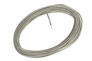 Vintage Braided Shielded Push-Back Cloth Wire for Guitar 25 feet