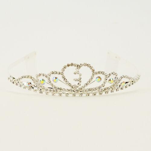 Girls Princess Tiara Hair Princess Hair Accessory Hairband 3 Year Old Crown Coro