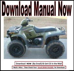 1998 1999 Polaris Sportsman 335 500 Factory Service Maintenance Manual Cd Ebay