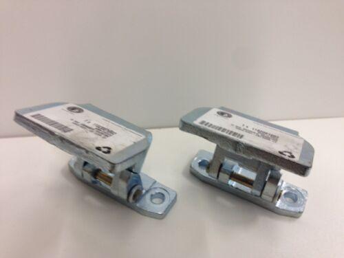 LONDON TAXIS LTI TX1 TX2 TX4 Pair Of Drivers Door Hinge Genuine LTI//LTC