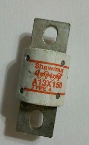 Shawmut Amtrap A13x150 Type 4 Form 101 150 Amps