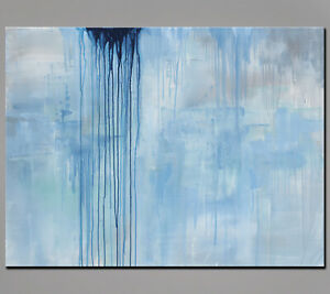 48x36-Abstract-Art-Painting-Light-Blue-US-Artist