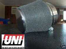 Uni filter Chrome Cafe Pod Air Filter 42mm  Kawasaki Z1 900 H1 500 H2 750 KZ1000