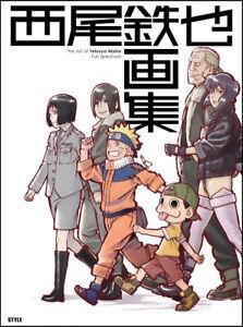 Art Book 4 Naruto